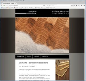 Website Holz-Schneidbretter Herbermann