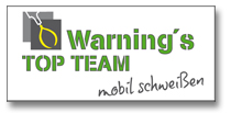 Mobil Schweissen Klaus Warning